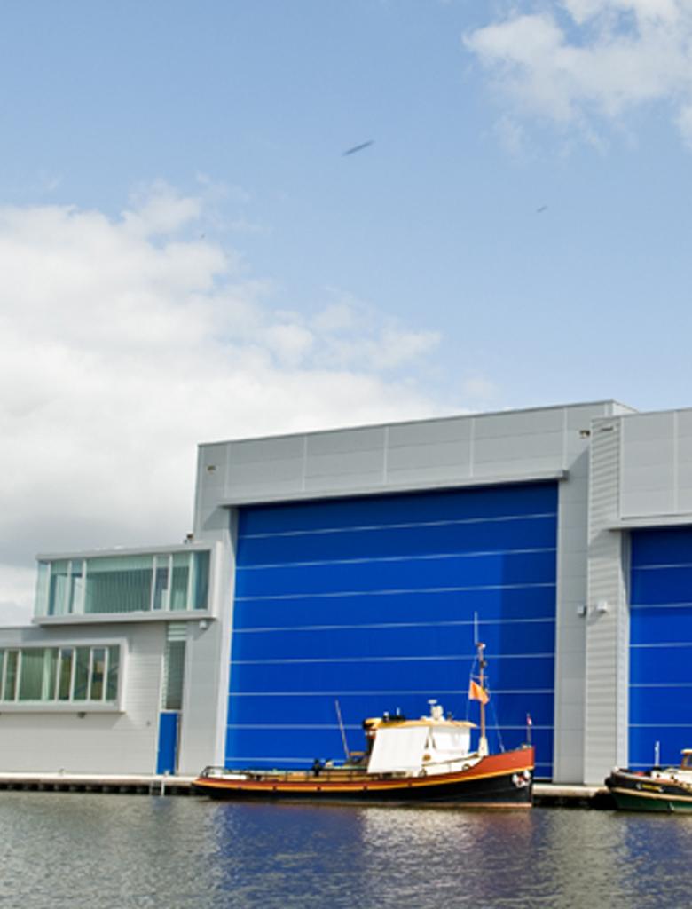 bedrijfspand-architect-bedrijfshal-kantoor